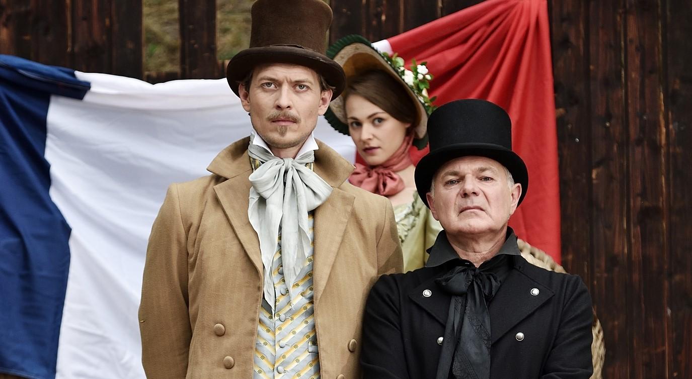 Les Miserables  Schlossbergspiele Mattsee 2018