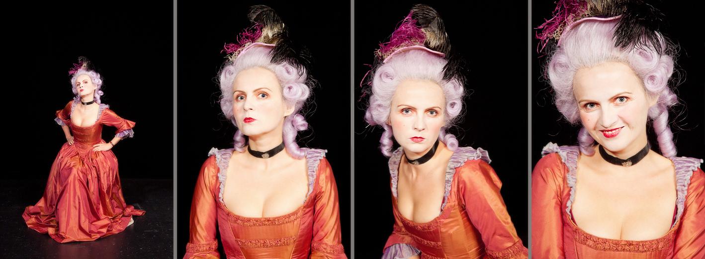 FBS Portrait Serie . Josepha Weber - Theresia Friedl