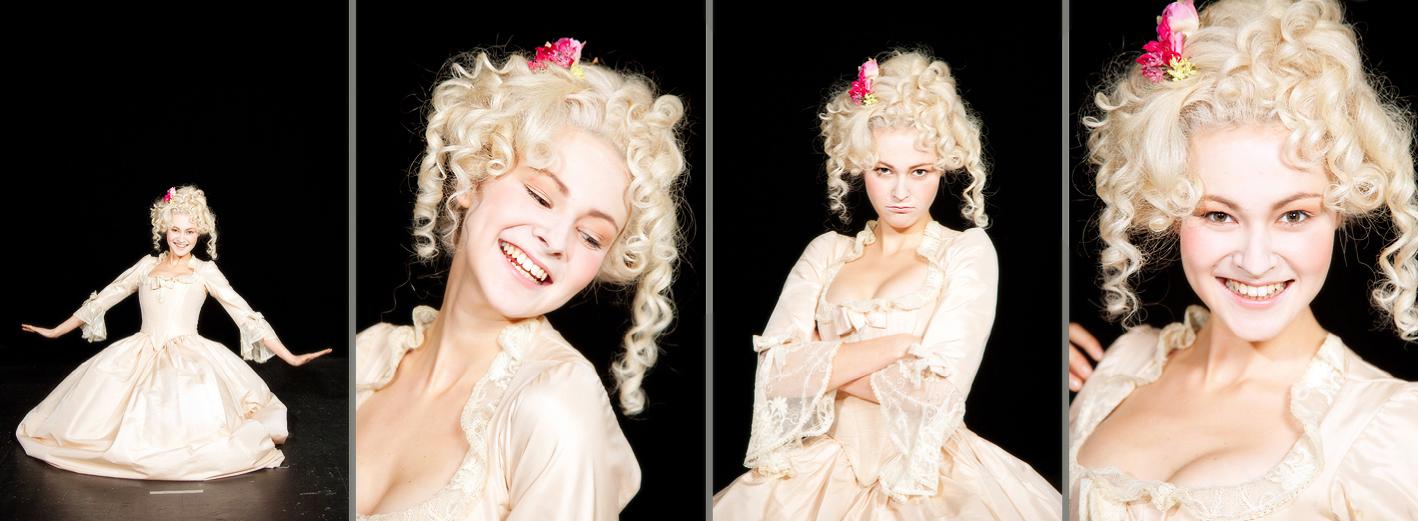 FBS Portrait Serie . Sophie Weber - Melanie Arnezeder