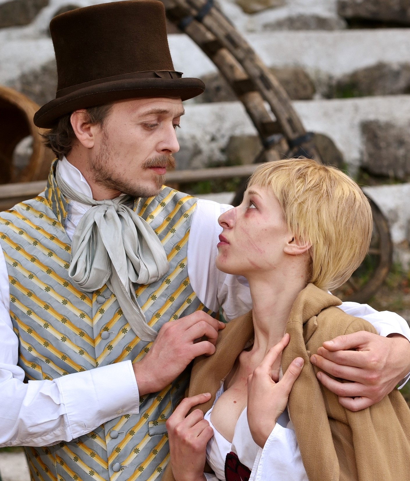 Les Miserables, Schlossbergspiele Mattsee 2018, Freie Bühne Salzburg